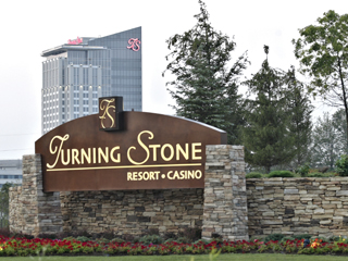 Turning Stone Resort Casino in Verona, NY
